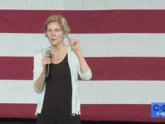 Elizabeth Warren Los Angeles Town Hall