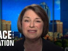 Amy Klobuchar Face the Nation Interview