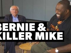 Bernie Sanders Killer Mike Interview