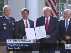 Donald Trump Speech Establishing U.S. Space Command