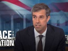 Beto O'Rourke Face The Nation Interview