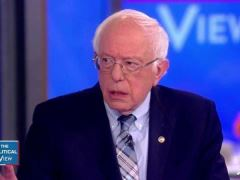 Bernie Sanders The View Interview