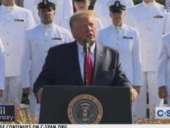 Donald Trump September 11 Memorial Ceremony Speech