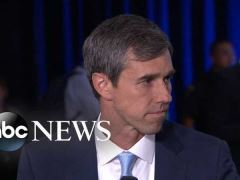 Beto O'Rourke Post Debate Interview With Tom Llamas