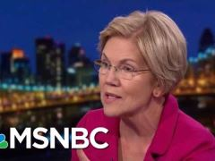 Elizabeth Warren Rachel Maddow Interview