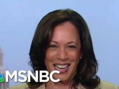 Kamala Harris Interview on The Beat With Ari Melber