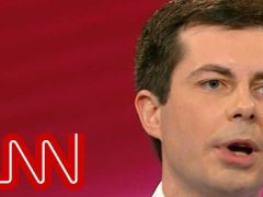 Pete Buttigieg CNN Town Hall in Manchester, New Hampshire