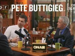 Pete Buttigieg Off Script Interview