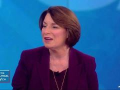 Amy Klobuchar The View Interview