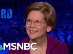 Elizabeth Warren The Last Word With Lawrence O'Donnell Interview