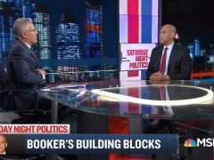 Cory Booker Interview with Donny Deutsch