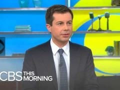 Pete Buttigieg CBS This Morning Interview