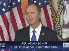 Adam Schiff News Conference on House Intelligence Committee Report on Impeachment