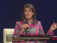 Nikki Haley Book Tour Interview With Senator Joni Ernst