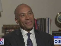 Deval Patrick C-Span Interview