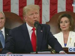 Donald Trump 2020 State of the Union Address