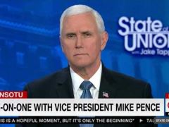 Mike Pence CNN Interview on Coronavirus Threat