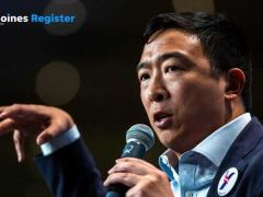 Andrew Yang's Speech at the Iowa Democrat's Hall of Fame