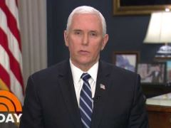 Mike Pence Today Show Interview on Coronavirus Cases