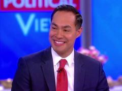 Julián Castro Interview with The View