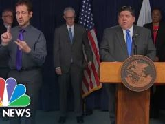 J.B. Pritzker Issues a Stay-At-Home Order for Illinois