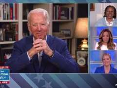 Joe Biden Interview With The View