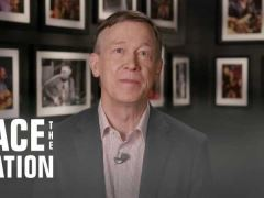 John Hickenlooper Interview with Face the Nation
