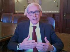 Tony Evers on Wisconsin Coronavirus Affects