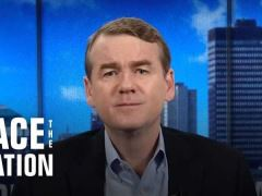 Michael Bennet Interview with Face the Nation