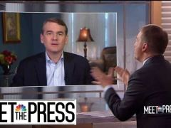 Michael Bennet Interview with Meet The Press