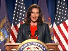 Gretchen Whitmer 2020 DNC Convention Speech