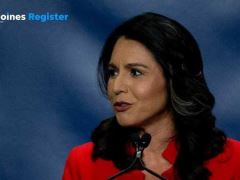 Tulsi Gabbard Speech at Iowa Democratic Party Hall of Fame