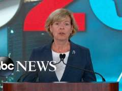 Tammy Baldwin 2020 DNC Convention Speech