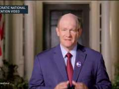 Chris Coons 2020 DNC Convention Speech