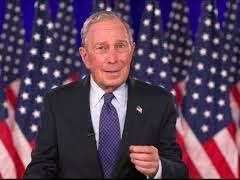 Mike Bloomberg 2020 DNC Convention Speech