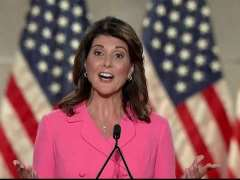 Nikki Haley 2020 RNC Convention Speech