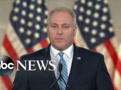 Steve Scalise 2020 RNC Convention Speech