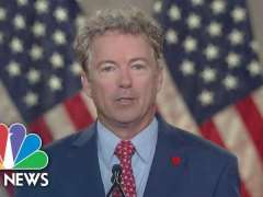 Rand Paul 2020 RNC Convention Speech