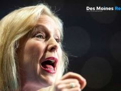 Kirsten Gillibrand at the Iowa Democrat's Hall of Fame