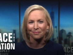 Kirsten Gillibrand Interview with Face The Nation