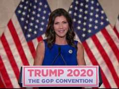 Kristi Noem 2020 RNC Convention Speech