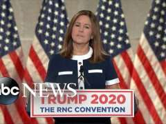 Karen Pence 2020 RNC Convention Speech