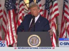 Donald Trump 2020 RNC Convention Speech