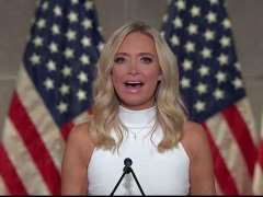 Kayleigh McEnany 2020 RNC Convention Speech