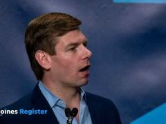 Eric Swalwell Iowa Democrat's Hall of Fame