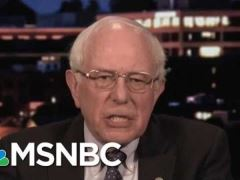 Bernie Sanders Interview With Chris Hayes