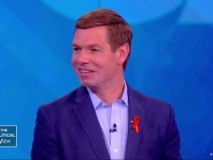 Eric Swalwell Interview on The View