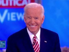 Joe Biden Interview on The View