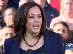 Kamala Harris Presidential Campaign Announcement