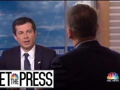 Pete Buttigieg Interview on Meet The Press